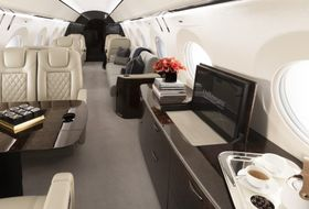 G500 Interior