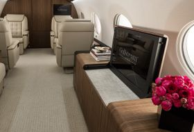 Gulfstream G650 Interior 12