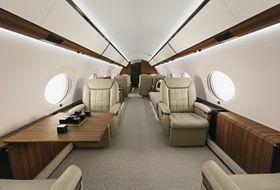 Gulfstream G650ER Interior 1