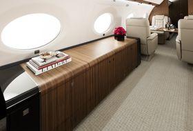 Gulfstream G650ER Interior 4