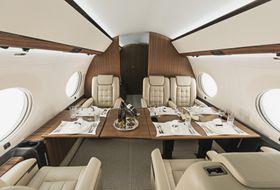 Gulfstream G650ER Interior 5