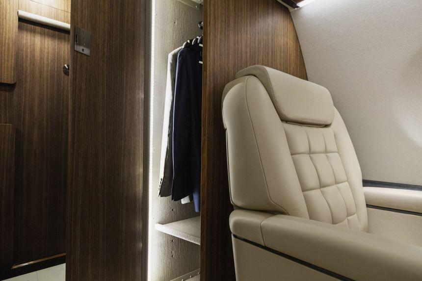 Gulfstream G650ER Interior 8