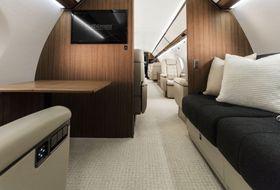 Gulfstream G650ER Interior 9