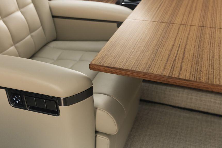 Gulfstream G650ER Interior 14
