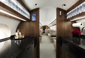 Gulfstream G650ER Interior 15