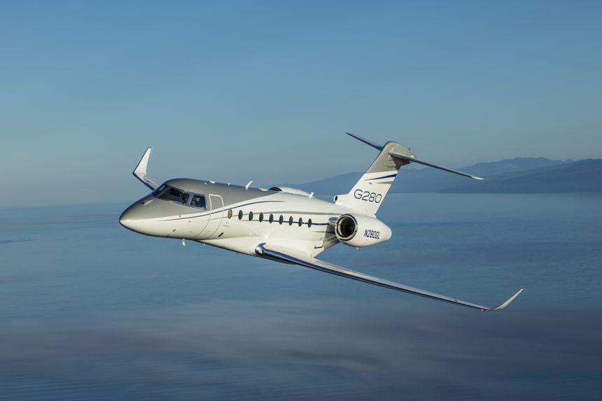 Gulfstream G280 Aerial_1