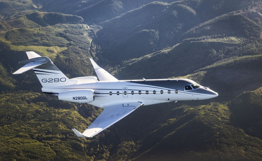 Gulfstream G280 Aerial_3