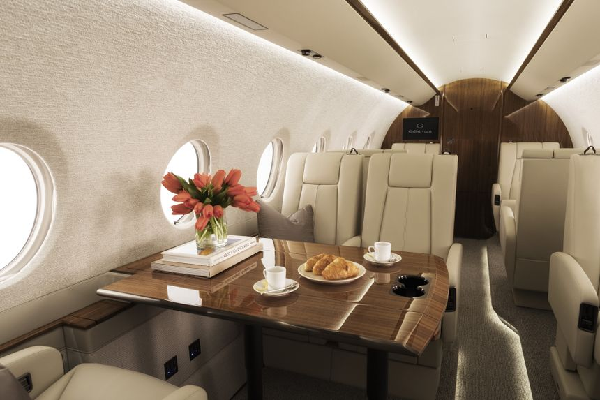 Gulfstream G280_Interior_1