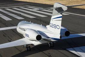 Gulfstream G280 Ground 2