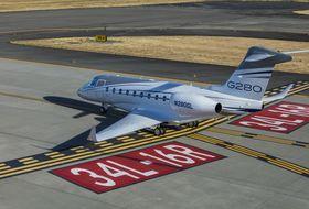 Gulfstream G280 Ground 3