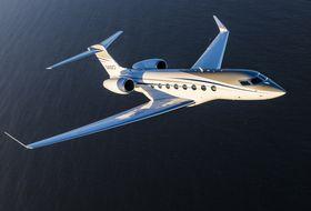 Gulfstream G650 Aerial 1