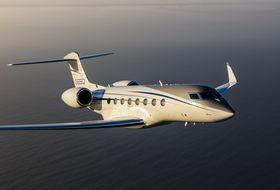 Gulfstream G650 Aerial 2