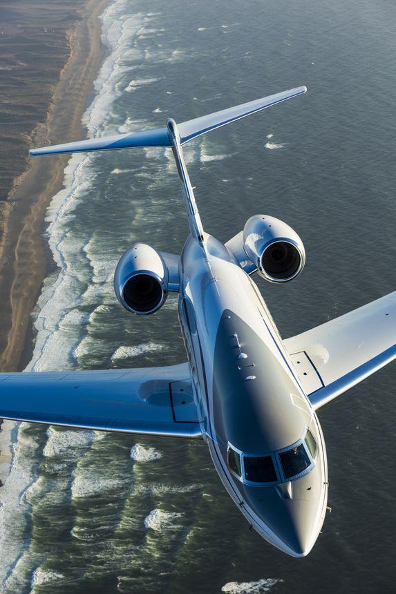 Gulfstream G650 Aerial 3