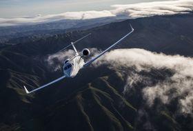 Gulfstream G550 Aerial 3