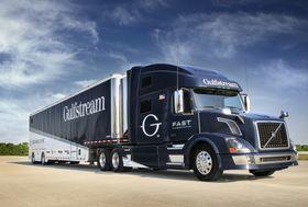 Gulfstream Customer Support FAST Truck 2