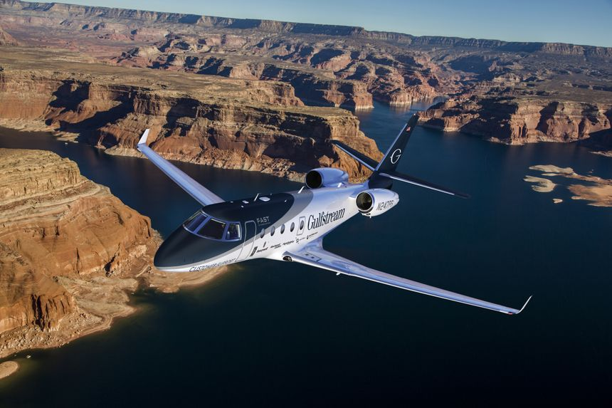 Gulfstream Customer Support FAST Aircraft