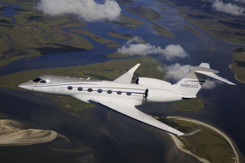 Gulfstream_G500_Aerial 4