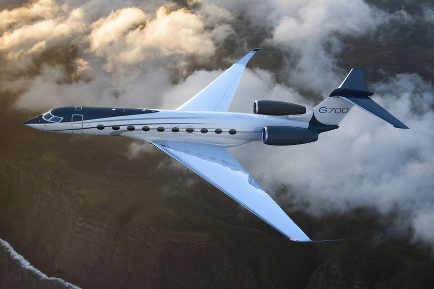 Gulfstream G700 Aerial_1