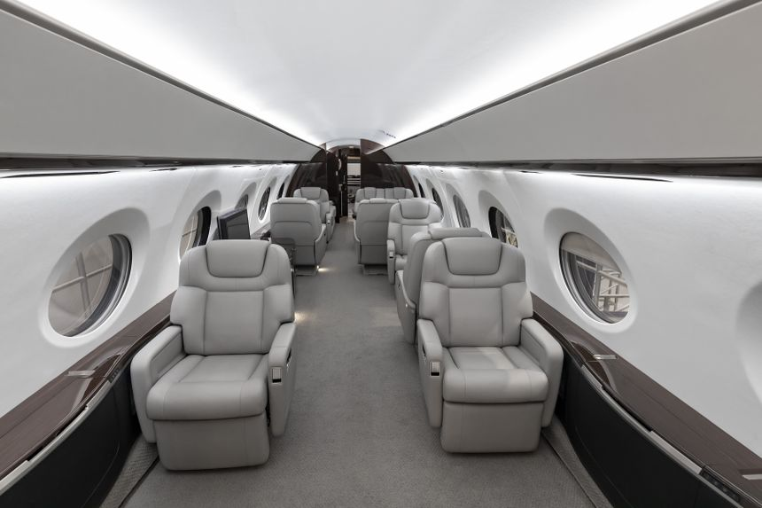 Gulfstream G700 Cabin ITF