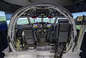 Gulfstream G700 Flight Deck ITF