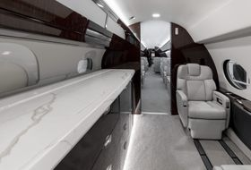 Gulfstream G700 Galley ITF