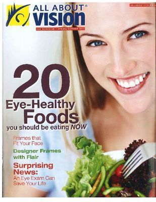 July - All About Vision Magazine