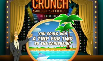 "Win an Island Vacation for Two by Playing VSP® Vision Care's  ""Time Crunch Sweepstakes"""