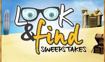 "Win an Island Vacation by Playing VSP Vision Care's  ""Look & Find Sweepstakes"""