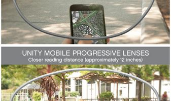 New UNITY Mobile Progressive Lenses Offer Enhanced Mobile Device Experience
