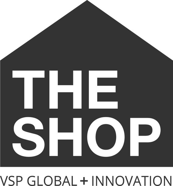 The Shop @ VSP Global logo