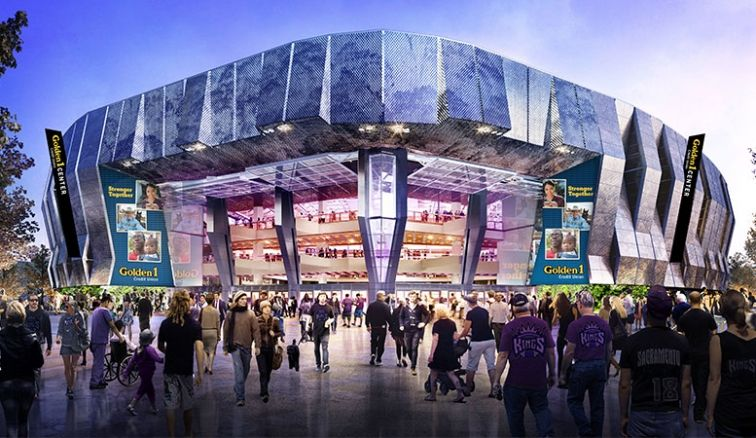5f5ea6b0b4 Sacramento Kings Announce Legacy Partnership with VSP Global