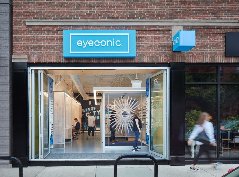 Eyeconic Chicago Bucktown Open Doors