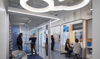 Eyeconic Chicago Bucktown Store Interior