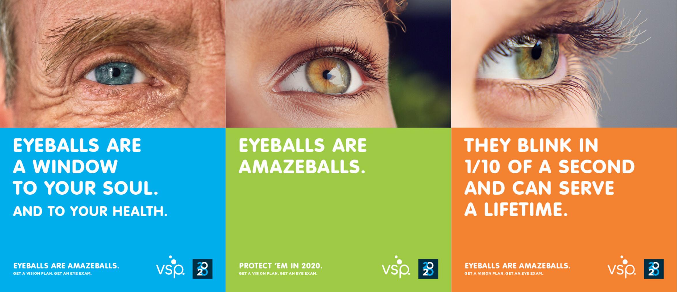 Eyeballs are Amazeballs