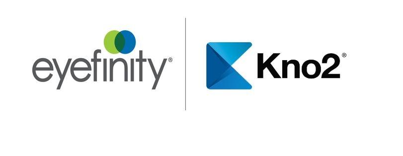 Eyefinity Kno2 Integration