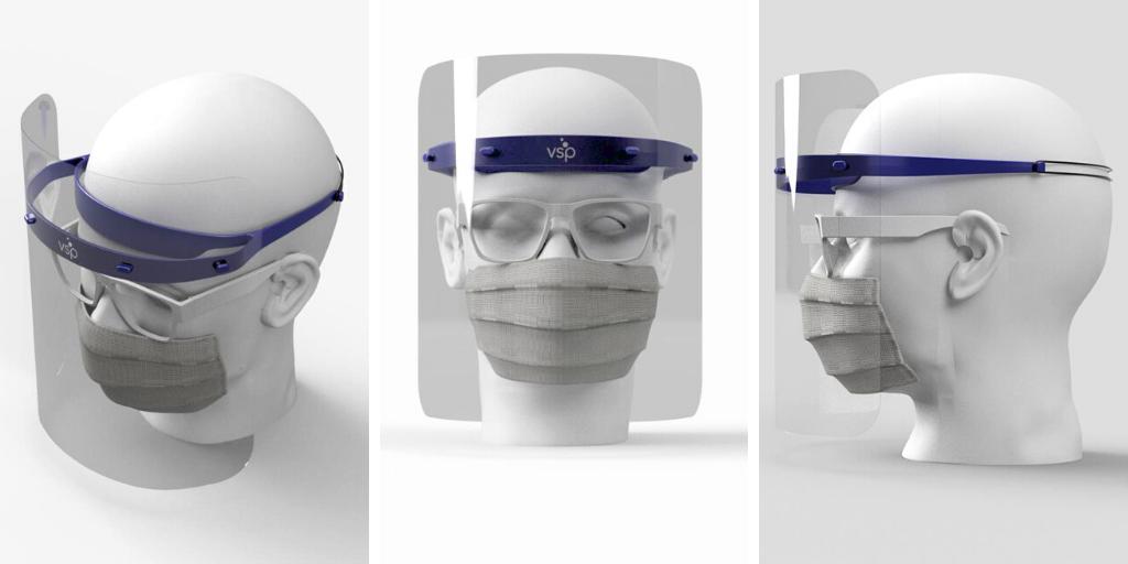 VSP Face Shield