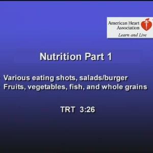 Nutrition pt 1 QT