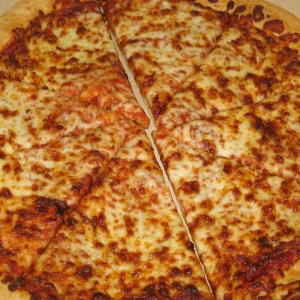 Pizza (Cheese)