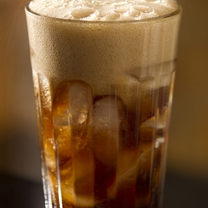 Soft Drink - cola in Glass
