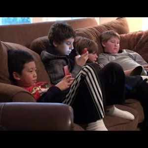 boys video games on cell phones
