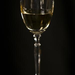 Wine - White in Glass