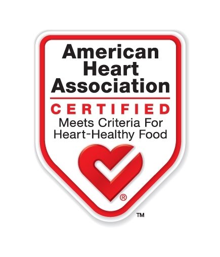 Modified AHA Heart-Check mark