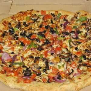 Pizza (Veggie)