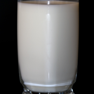 Milk LowFat in glass