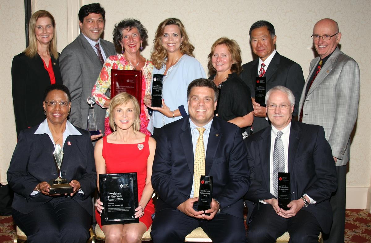Luncheon Award Winners Photo