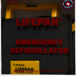 AED - Wall Mounted Close Up