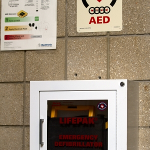 AED - Wall Mounted