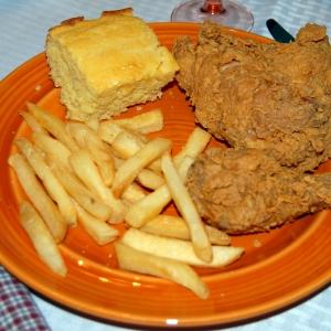 Fried Chicken Dinner (2)