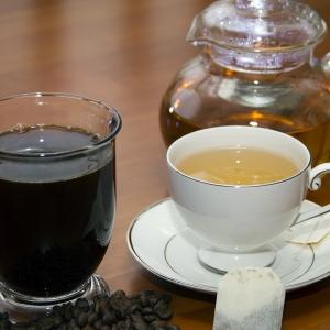 Coffee & Green Tea Horizontal
