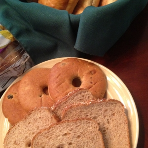 Bread, Bagels, Rolls